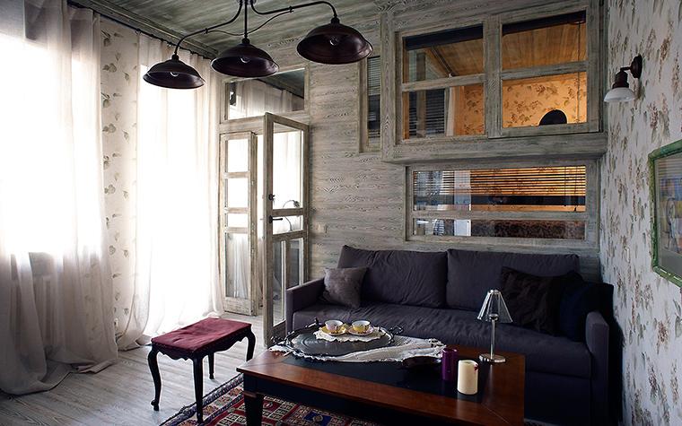 Фото № 50499 гостиная  Квартира