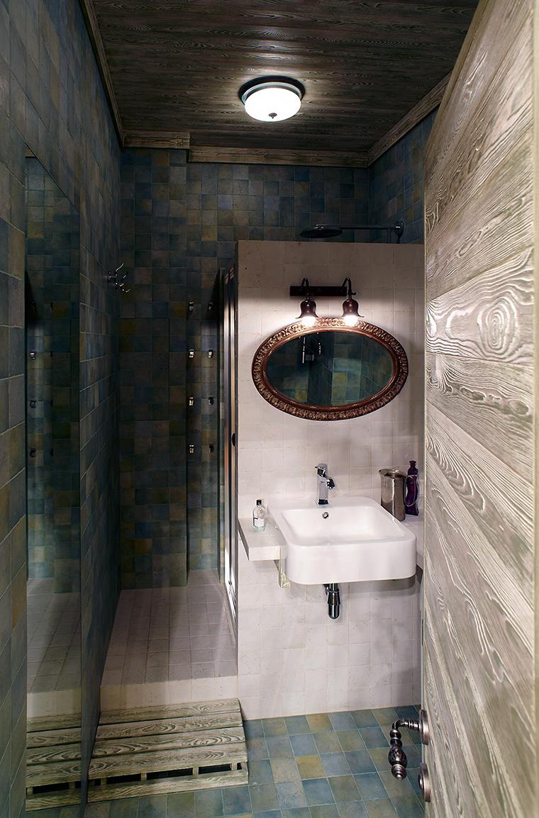 Фото № 50507 ванная  Квартира
