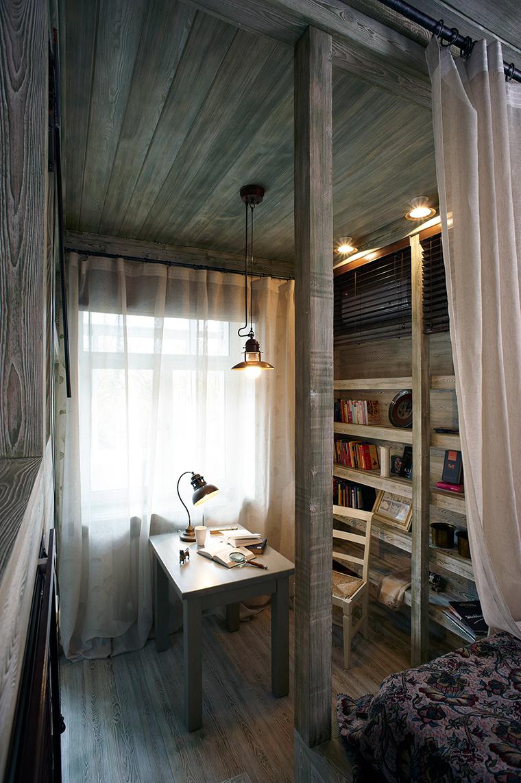 интерьер спальни - фото № 50504
