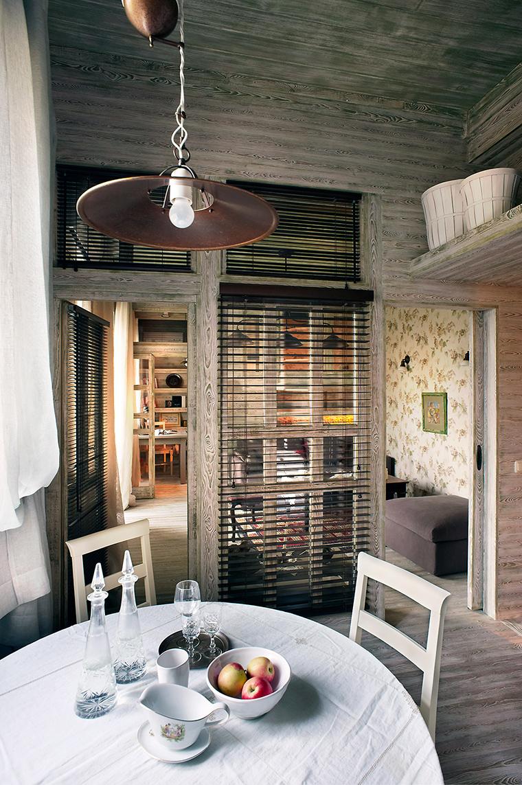 интерьер кухни - фото № 50508