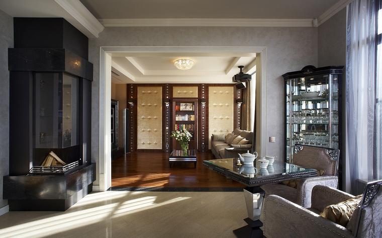Фото № 50509 гостиная  Квартира