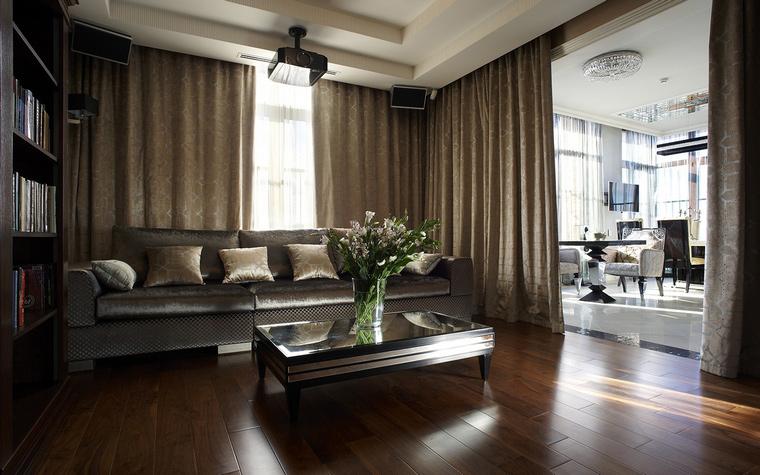 Фото № 50510 гостиная  Квартира