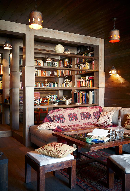 Фото № 50522 гостиная  Квартира