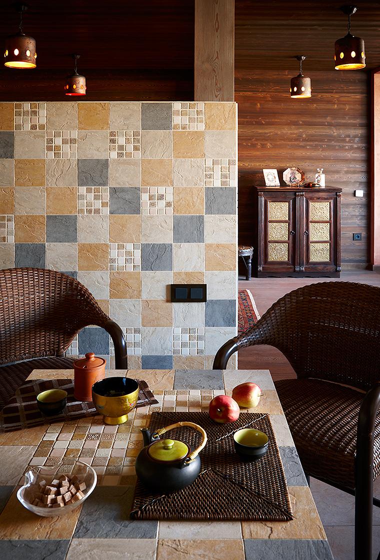 Фото № 50524 кухня  Квартира