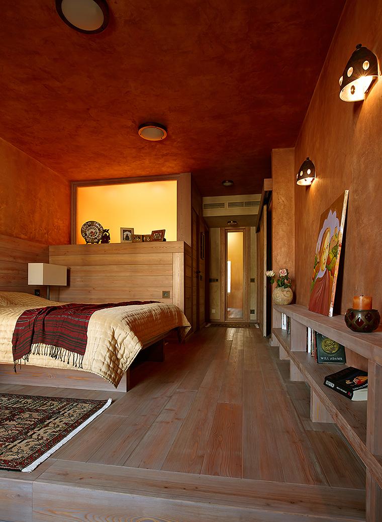Фото № 50526 спальня  Квартира
