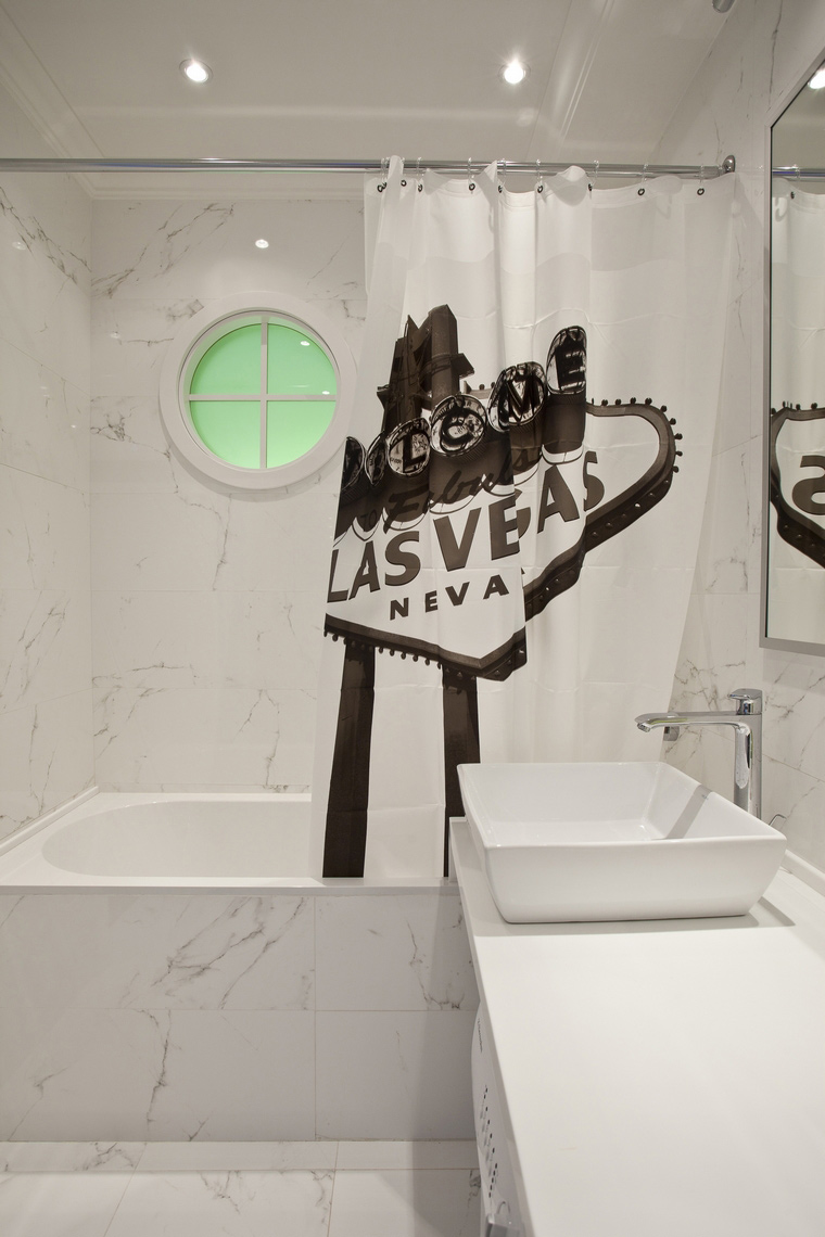 интерьер ванной - фото № 50586