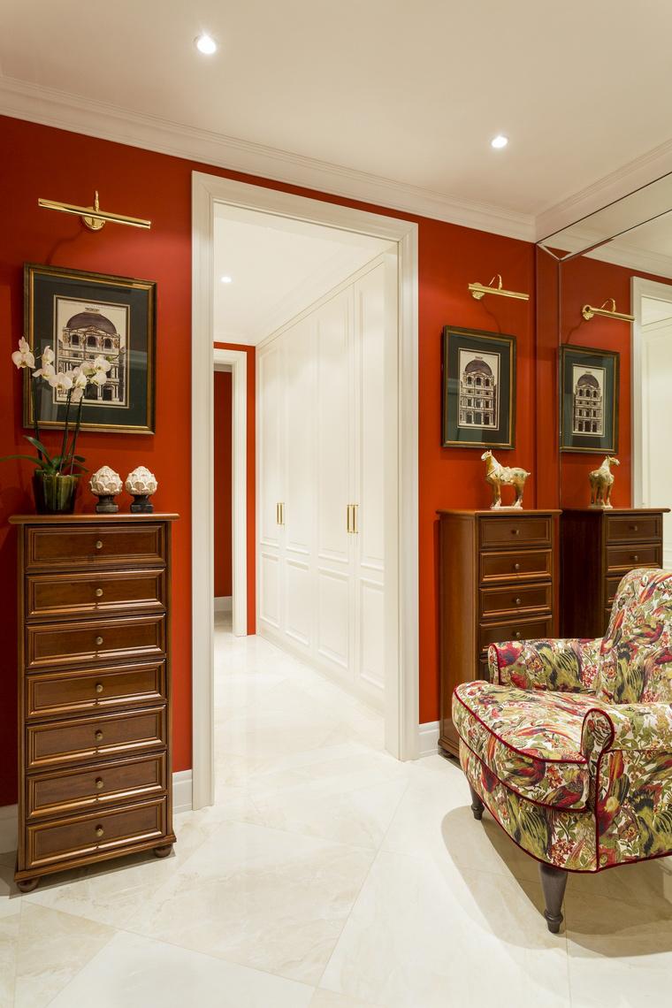 Фото № 50600 холл  Квартира