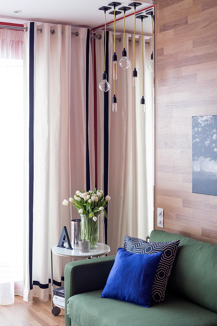 Квартира. гостиная из проекта , фото №50615