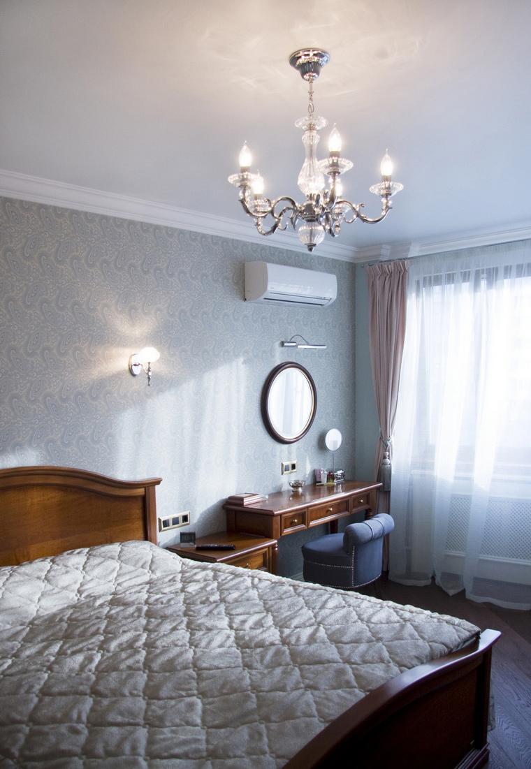 Фото № 50680 спальня  Квартира