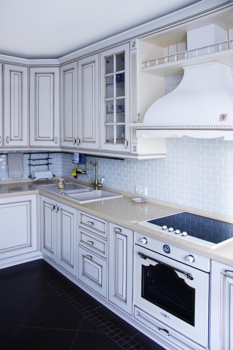 интерьер кухни - фото № 50678