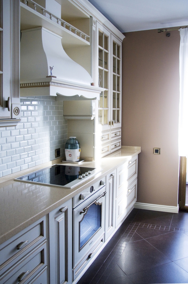 интерьер кухни - фото № 50679