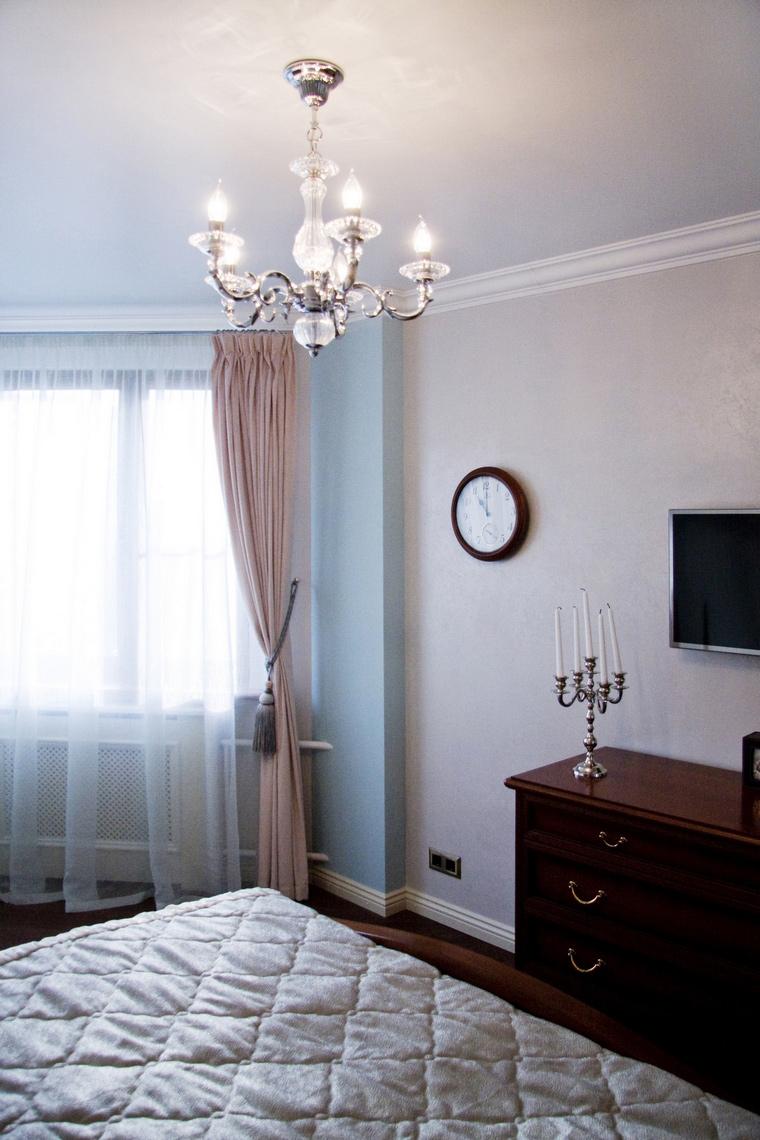 Фото № 50681 спальня  Квартира