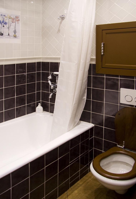 Фото № 50686 ванная  Квартира