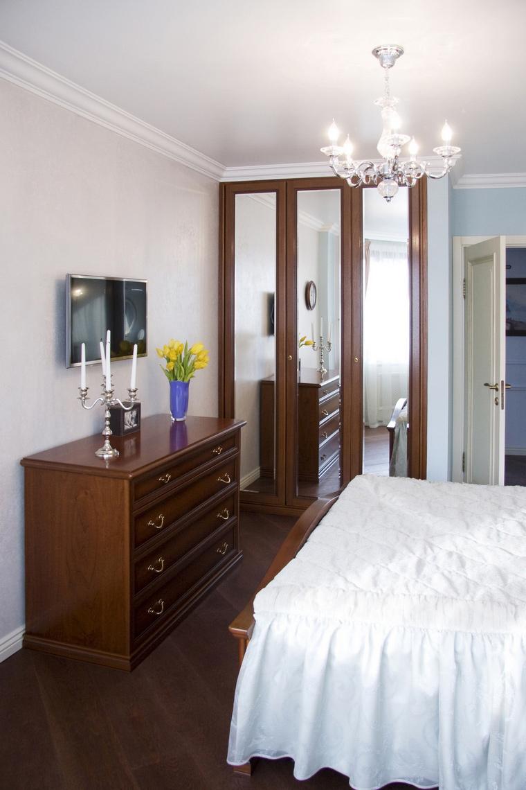 Фото № 50683 спальня  Квартира