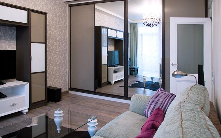 Фото № 50721 гостиная  Квартира