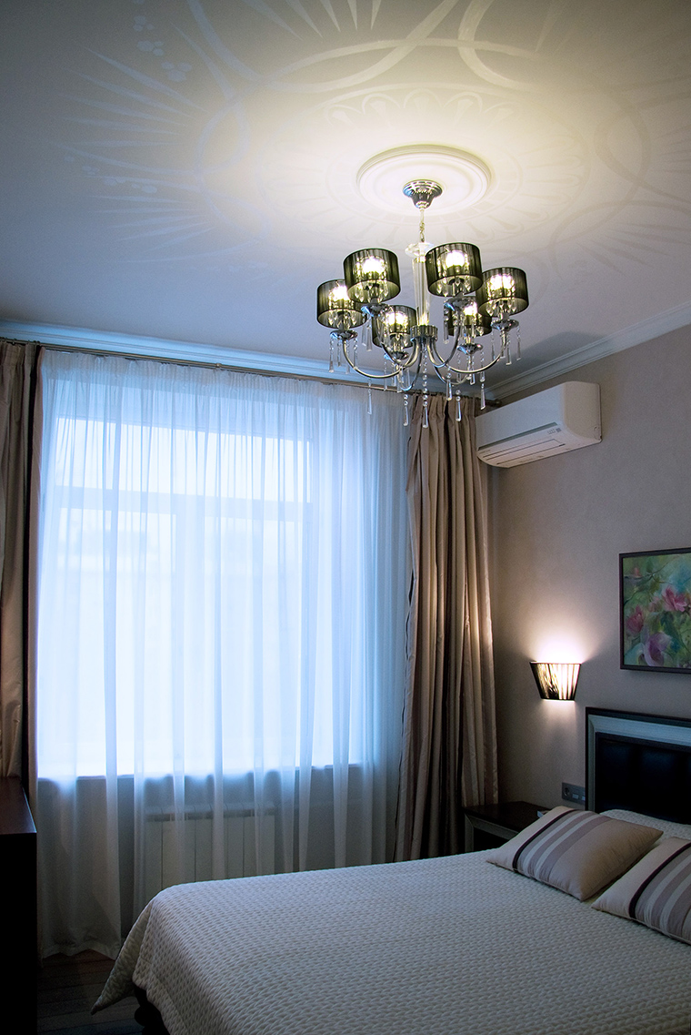Фото № 50728 спальня  Квартира