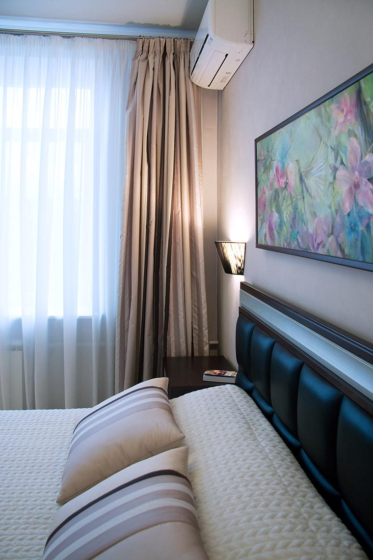 Фото № 50730 спальня  Квартира
