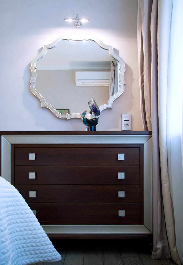 Фото № 50731 спальня  Квартира
