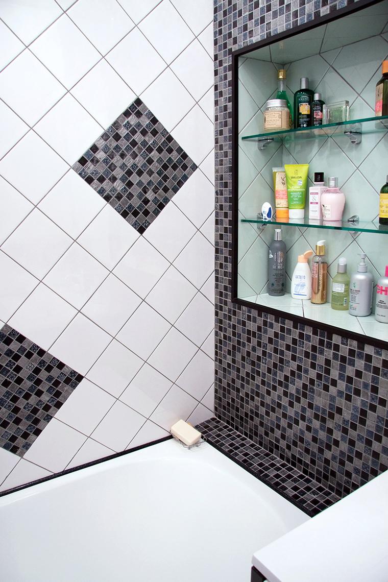 Фото № 50744 ванная  Квартира