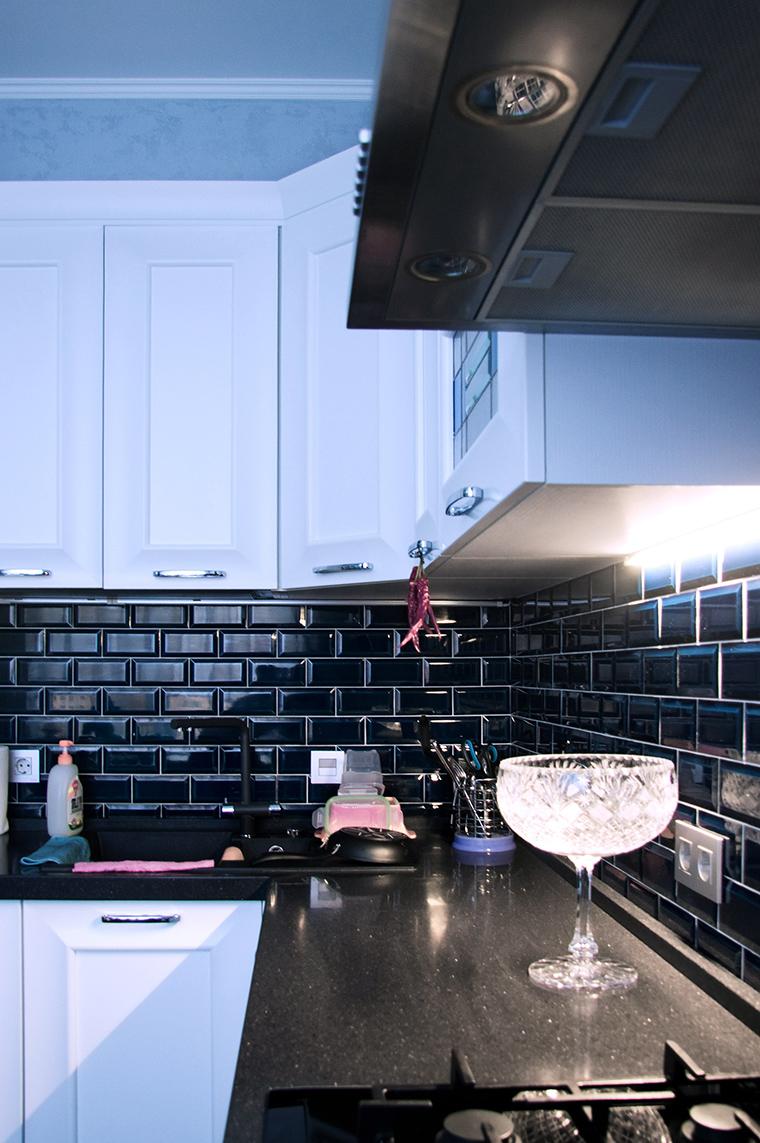 интерьер кухни - фото № 50740