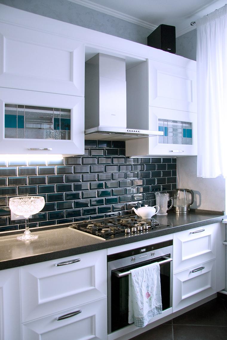 Фото № 50741 кухня  Квартира