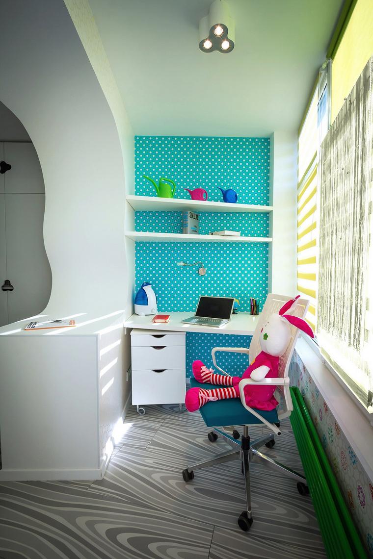 интерьер детской - фото № 50699