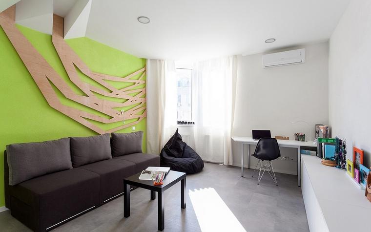 Фото № 50750 гостиная  Квартира