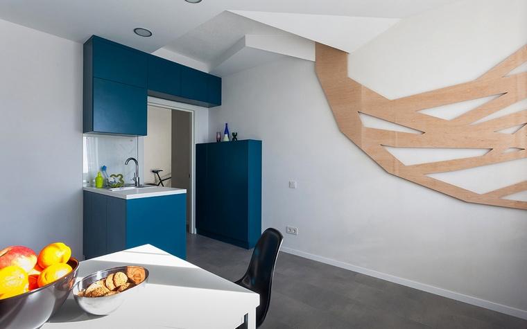 Фото № 50757 кухня  Квартира