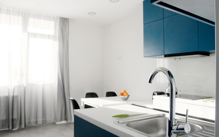 Фото № 50759 кухня  Квартира