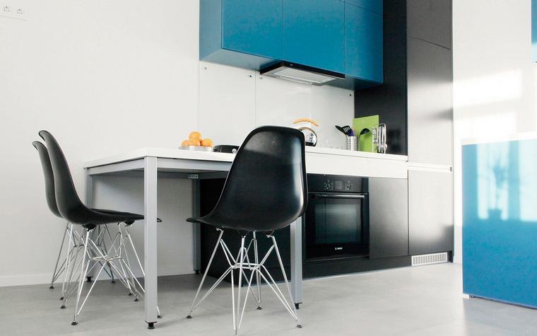Фото № 50760 кухня  Квартира