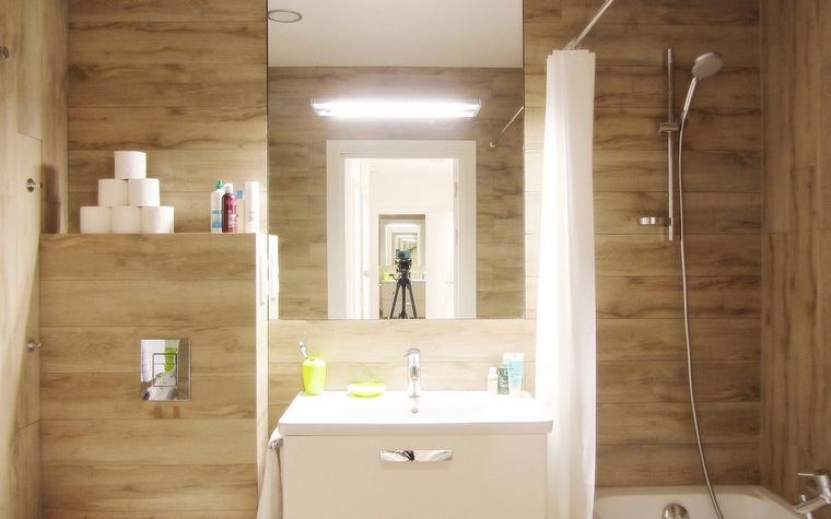 Фото № 50764 ванная  Квартира
