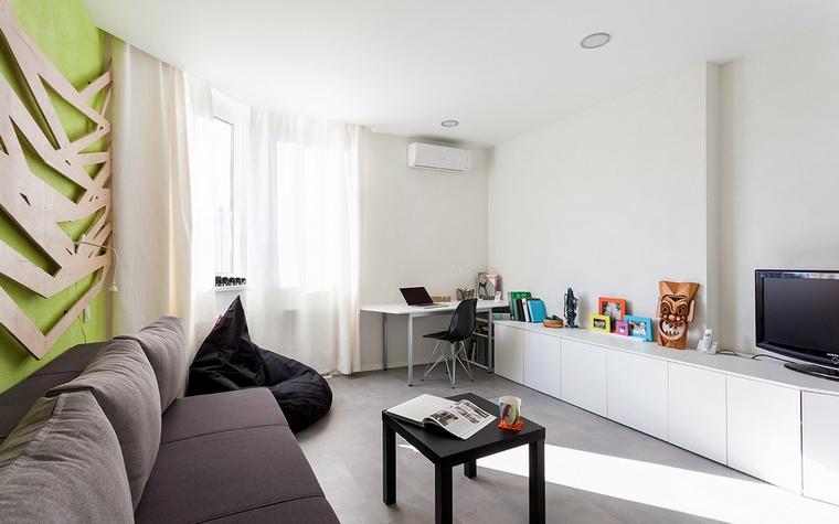 Фото № 50751 гостиная  Квартира