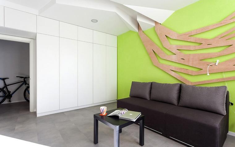 Фото № 50748 гостиная  Квартира