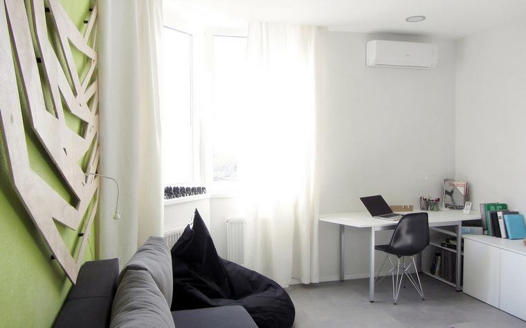 Фото № 50749 гостиная  Квартира