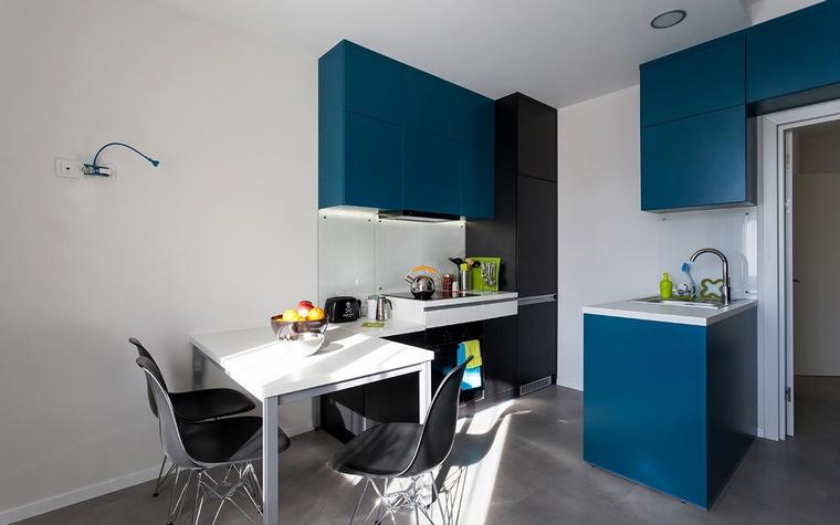 Фото № 50753 кухня  Квартира