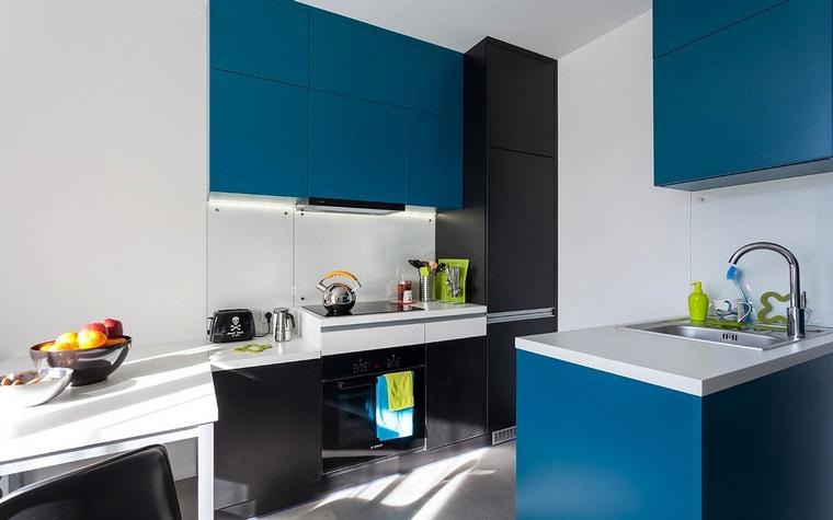 Фото № 50755 кухня  Квартира