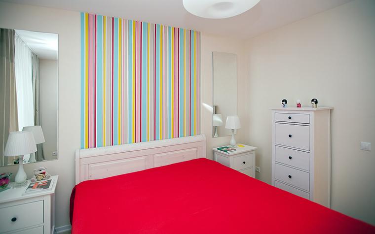 интерьер спальни - фото № 50816