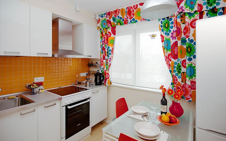 Квартира. кухня из проекта , фото №50819