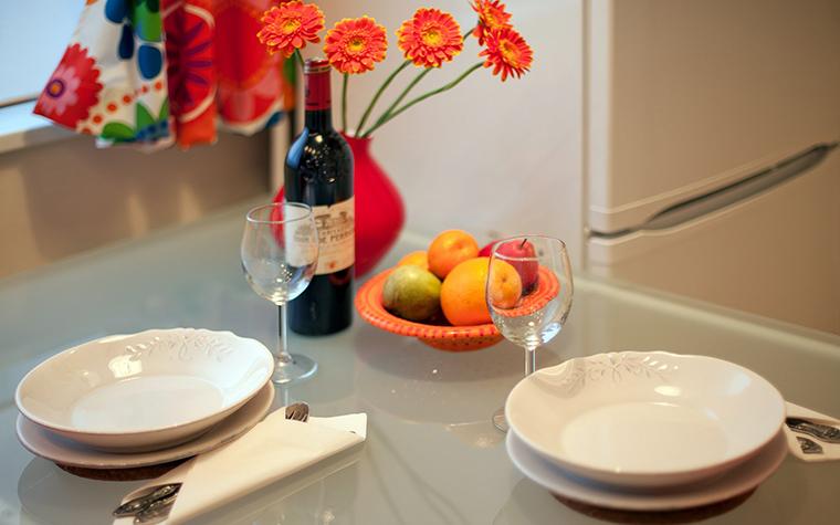 интерьер кухни - фото № 50821