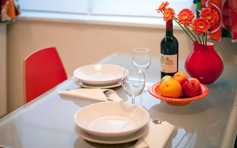 Квартира. кухня из проекта , фото №50822