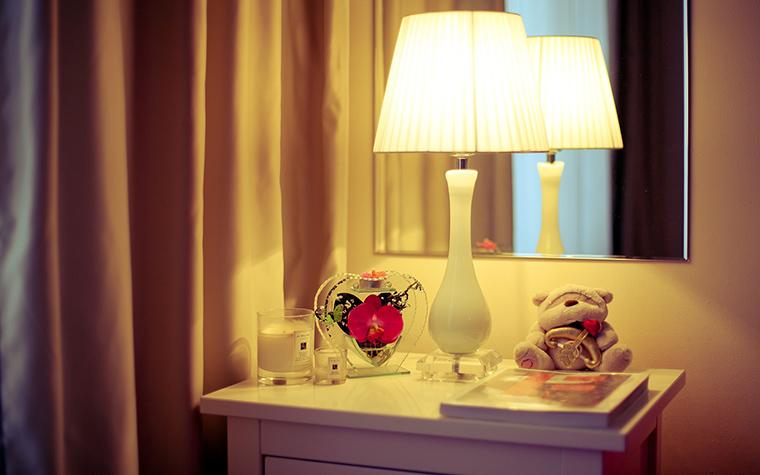 интерьер спальни - фото № 50829