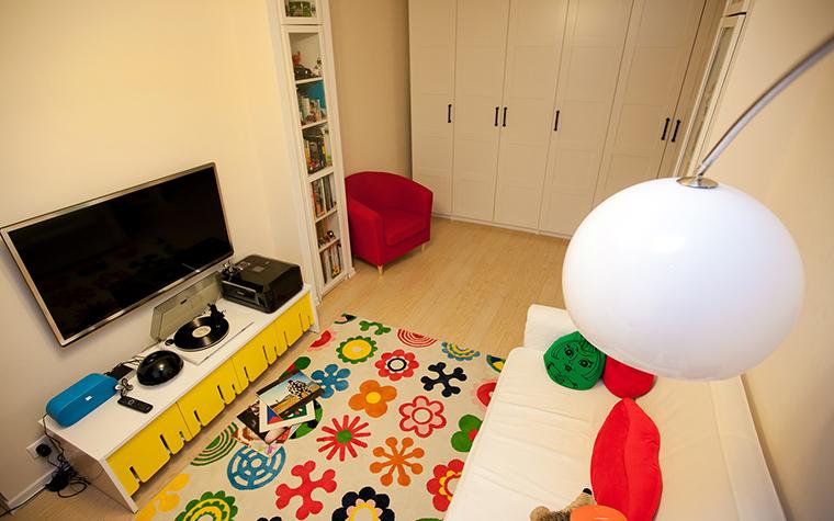 Детская мебель для маленьких и узких комнат