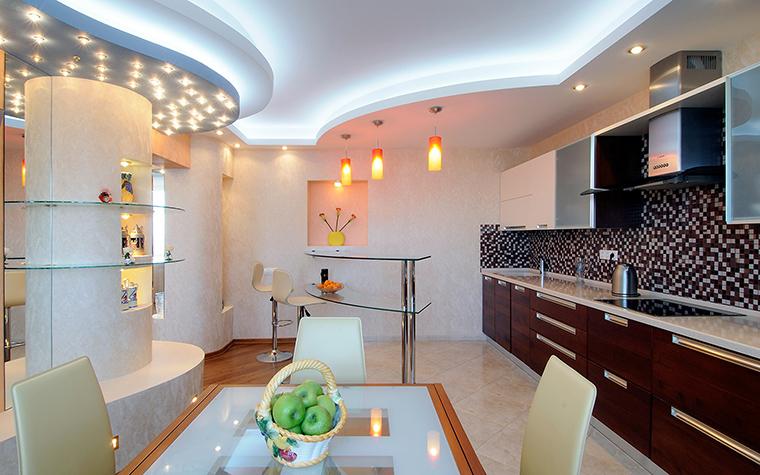 Квартира. кухня из проекта , фото №50833