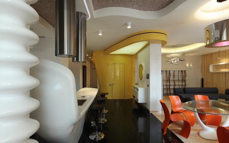 Квартира. гостиная из проекта , фото №50855