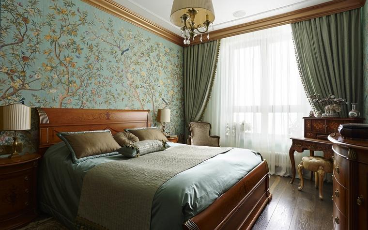интерьер спальни - фото № 50881