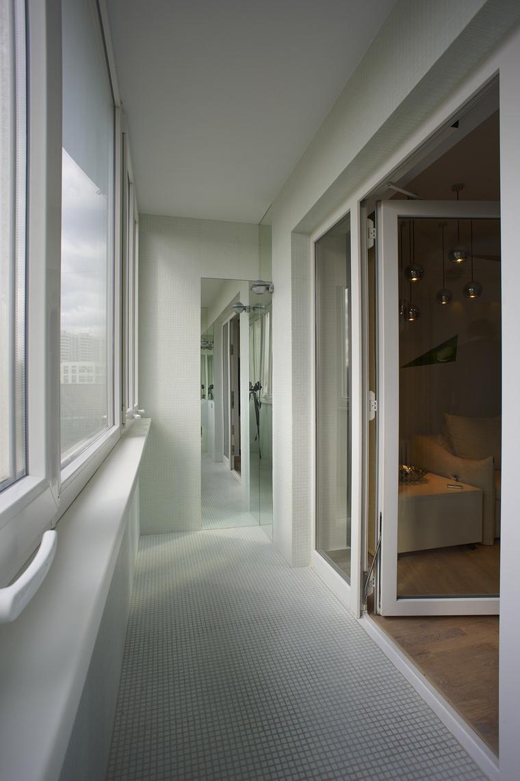 Квартира. веранда лоджия из проекта , фото №50909