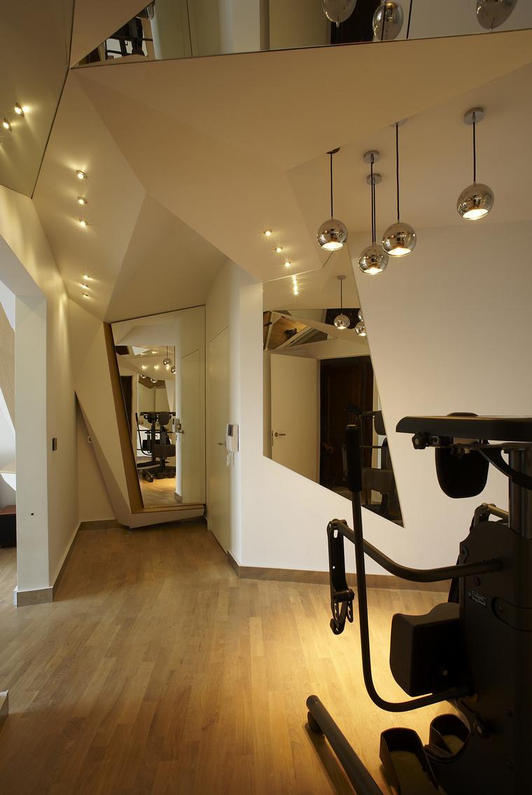 Квартира. холл из проекта , фото №50905