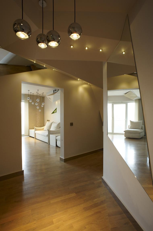 Квартира. холл из проекта , фото №50906