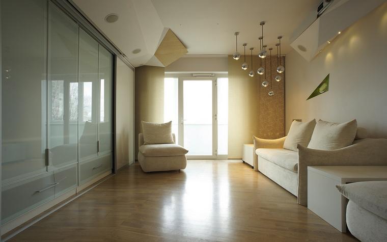Квартира. гостиная из проекта , фото №50899