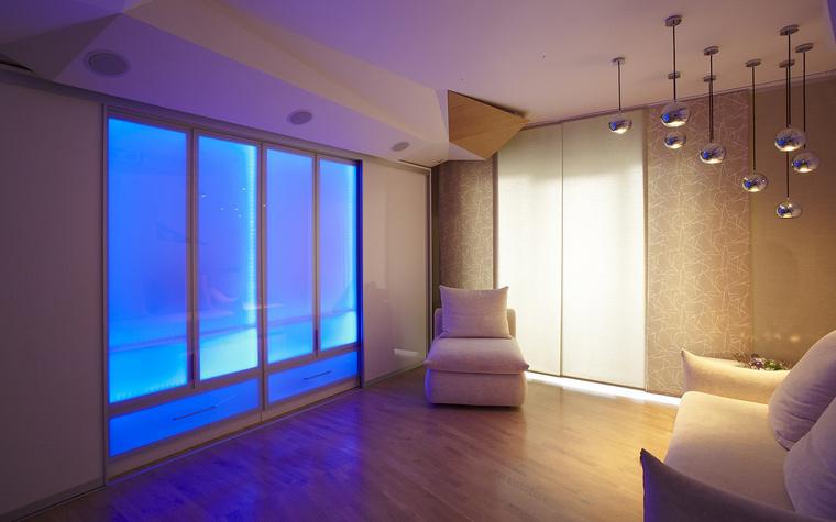 Квартира. гостиная из проекта , фото №50901